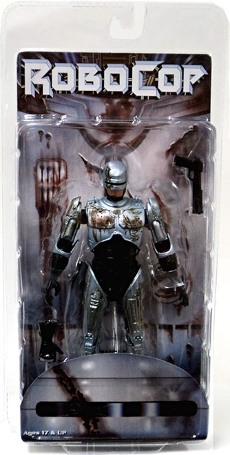 NECA Robocop Action Figure [Battle Damaged]