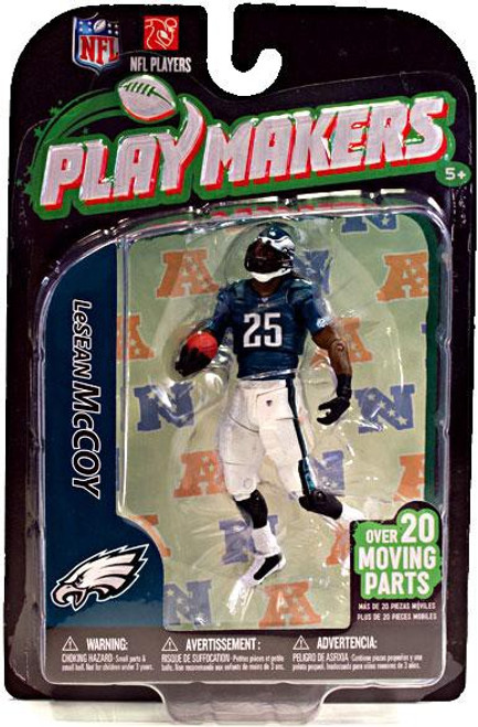 McFarlane Toys NFL Philadelphia Eagles Playmakers Series 3 LeSean McCoy Action Figure