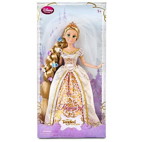 Disney Tangled Ever After Rapunzel Exclusive 12-Inch Doll [Wedding Gown]