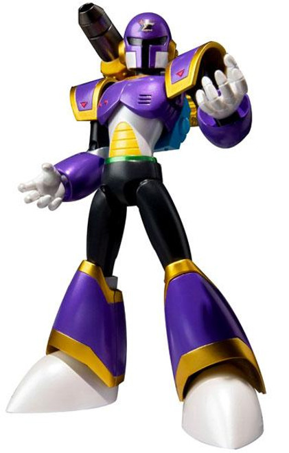 Mega Man X D-Arts Vile Exclusive Action Figure