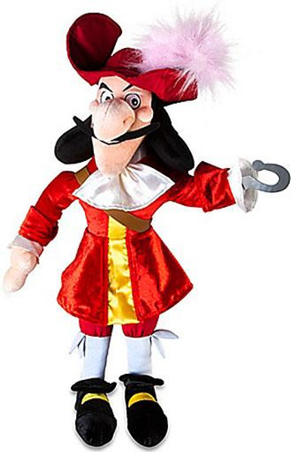 Disney Jake and the Never Land Pirates Captain Hook Exclusive 19-Inch Plush