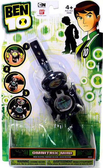 Ben 10 Watch Omnitrix Mini Roleplay Toy