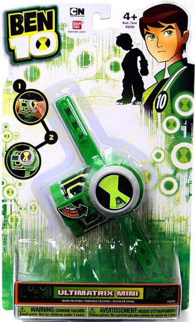 Ben 10 Ultimate Alien Ultimatrix Mini Roulette Wheel Roleplay Toy