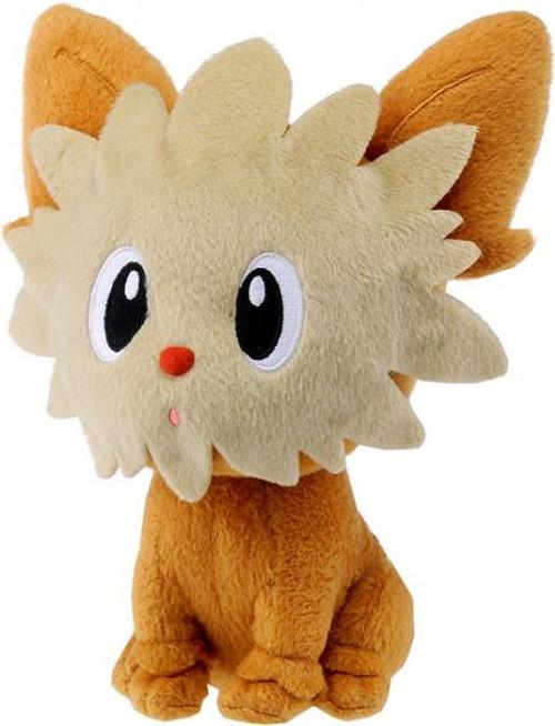 Pokemon 7 Inch Lillipup 7.5-Inch Plush N-26