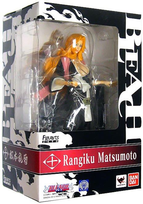 Bleach Figuarts Zero Rangiku Matsumoto Statue