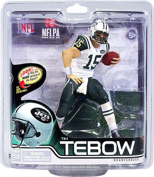 McFarlane Toys NFL New York Jets Sports Picks Series 31 Tim Tebow Action Figure