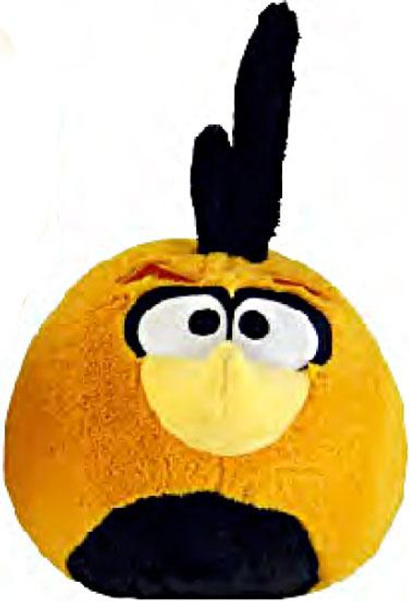 Angry Birds Orange Bird 8-Inch Plush [Normal, With Sound]