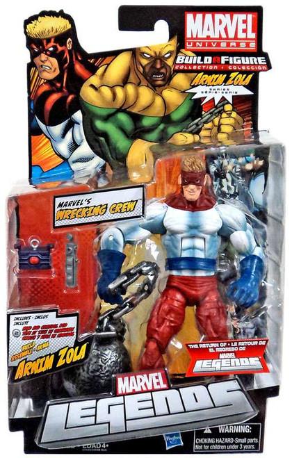 Marvel Legends 2012 Series 2 Arnim Zola Piledriver Action Figure