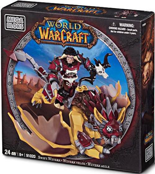 Mega Bloks World of Warcraft Swift Wyvern Set #91020