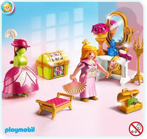 Playmobil Magic Castle Royal Dressing Room Set #5148