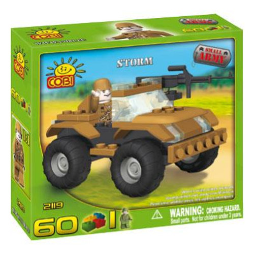 COBI Blocks Small Army Storm Set #2119