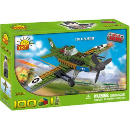COBI Blocks Small Army Invader Set #2217