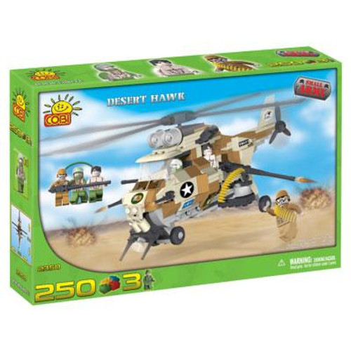 COBI Blocks Small Army Desert Hawk Set #2350