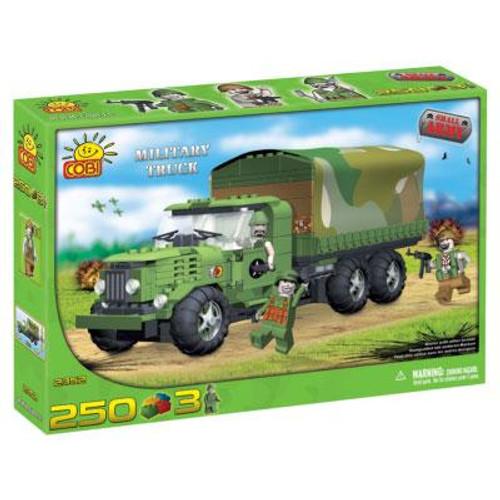 COBI Blocks Small Army Military Truck Set #2352