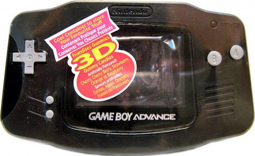 Nintendo Gameboy Advance Candy [Black]