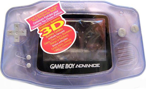 Nintendo Gameboy Advance Candy [Translucent Purple]