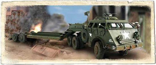 Forces of Valor Battle Extreme Series M26 Dragon Wagon Tank Transporter 1/7