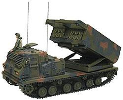 Forces of Valor Action Series U.S. M270 MLRS Multiple Launch Rocket System