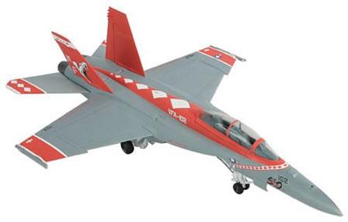 Forces of Valor Bravo Team Planes U.S. F/A-18F Super Hornet 1/7