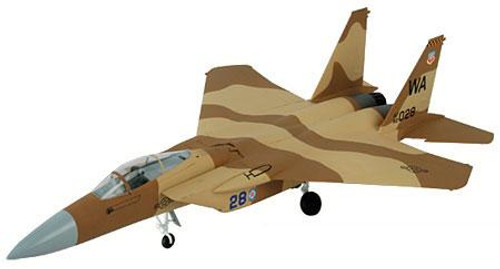 Forces of Valor Bravo Team Planes U.S. F-15C Eagle 1/7