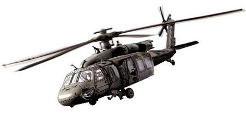 Forces of Valor Bravo Team Helicopters U.S. UH-60L Black Hawk Helicopter