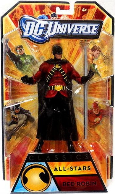 DC Universe All-Stars Classics Red Robin Action Figure