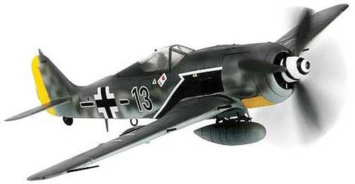 Forces of Valor s of Valor 1:72 D-Day Commemorative Series German Focke-Wulf Fw 190A-8 1/7 [Normandy]