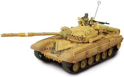 Forces of Valor s of Valor 1:72 Enthusiast Series Vehicles Iraqi T-72 Tank 1/7 [Iraq]