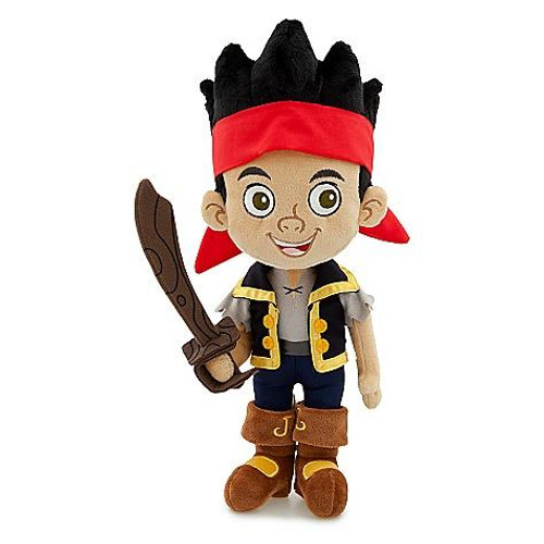 Disney Jake and the Never Land Pirates Jake Exclusive 14-Inch Plush