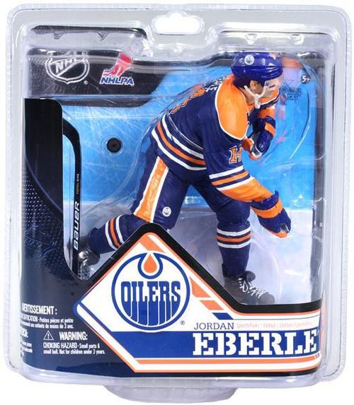 McFarlane Toys NHL Edmonton Oilers Sports Picks Series 32 Jordan Eberle Action Figure [Blue Jersey]