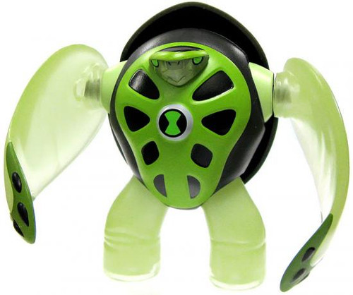 Ben 10 Terraspin Action Figure [Power-Up Loose]