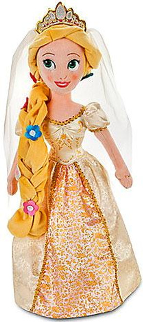 Disney Tangled Bride Rapunzel Exclusive 20-Inch Plush Doll