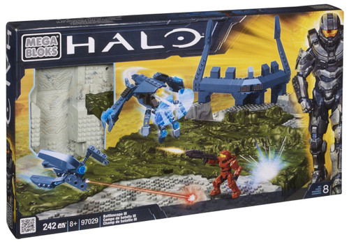 Mega Bloks Halo Battlescape III Set #97029