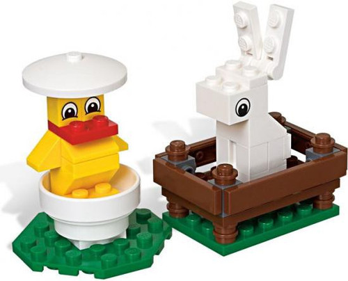 LEGO Bunny and Chicks Mini Set #40031 [Bagged]