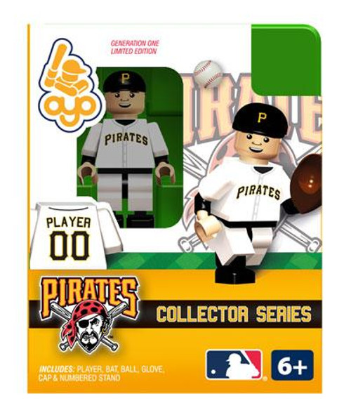 MLB Generation One Pittsburgh Pirates Minifigure