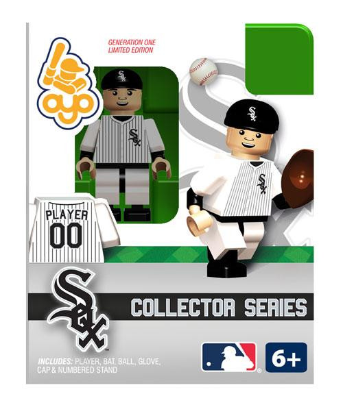 MLB Generation One Chicago White Sox Minifigure