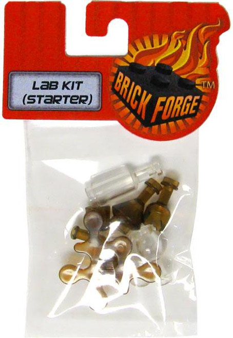 Brickforge Equipment Lab Kit 2.5-Inch Equipment Pack [Starter]