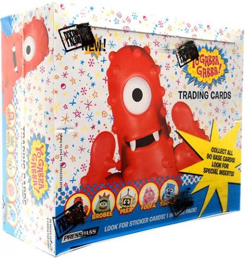 Yo Gabba Gabba Trading Card Box [Hobby Edition]