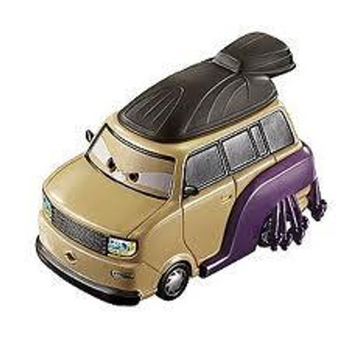 Disney Cars Cars 2 1:43 Collectors Case Sumo Exclusive Diecast Car