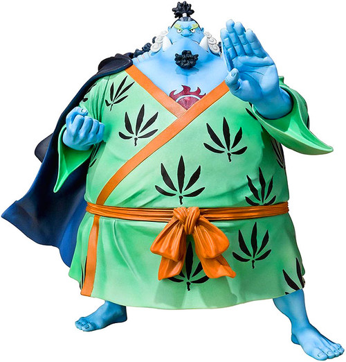 One Piece Figuarts ZERO Jinbe Statue [New World Version]