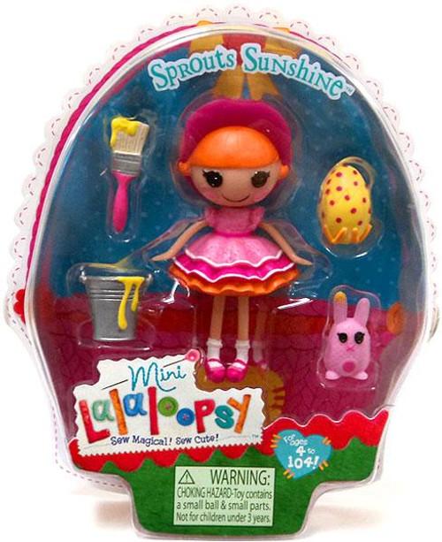 Lalaloopsy Sprouts Sunshine 3-Inch Mini Figure