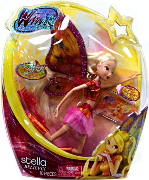 Winx Club Stella 11.5-Inch Doll [Believix]