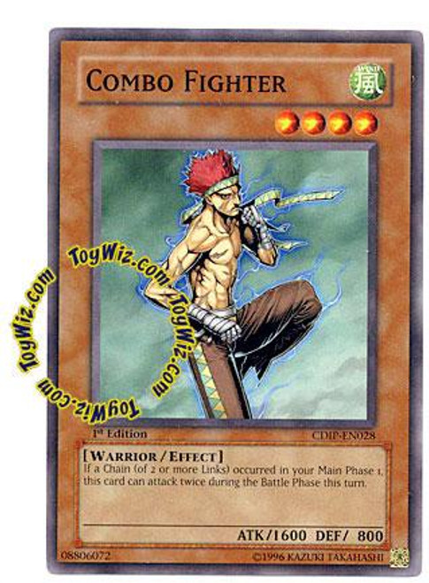 YuGiOh GX Cyberdark Impact Common Combo Fighter CDIP-EN028