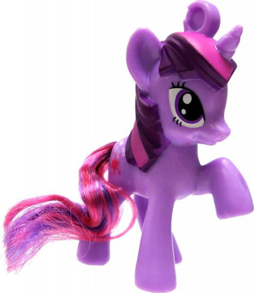 My Little Pony Friendship is Magic Happy Meal Twilight Sparkle 3-Inch Clip On Toy