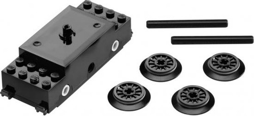 LEGO Technic Train Motor Set #8866
