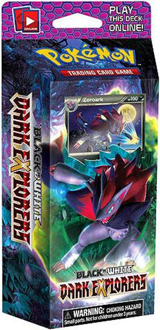 Pokemon Black & White Dark Explorers Shadows Theme Deck [Sealed Deck]