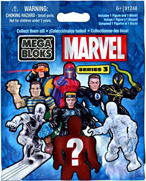 Mega Bloks Marvel Series 3 Minifigure Mystery Pack
