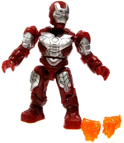 Mega Bloks Marvel Series 2 Mk. V Iron Man Common Minifigure [Loose]