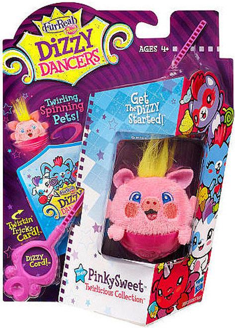 FurReal Friends Dizzy Dancers Twirlicious Collection PinkySweet Figure
