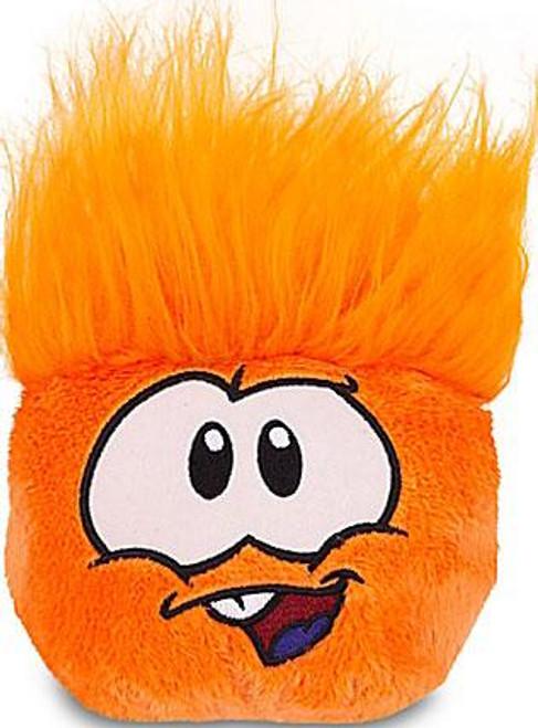 Club Penguin Series 13 Orange Puffle 4-Inch Plush